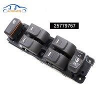 YAOPEI 25779767 Für 04-12 Colorado Canyon Electric Power Fenster Master Control Schalter
