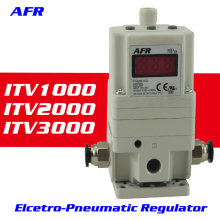 AFR brand New Electronic Vacuum Regulator Electro-Pneumatic Regulator ITV3010-312L ITV3030-312L ITV3050-312L N S цена