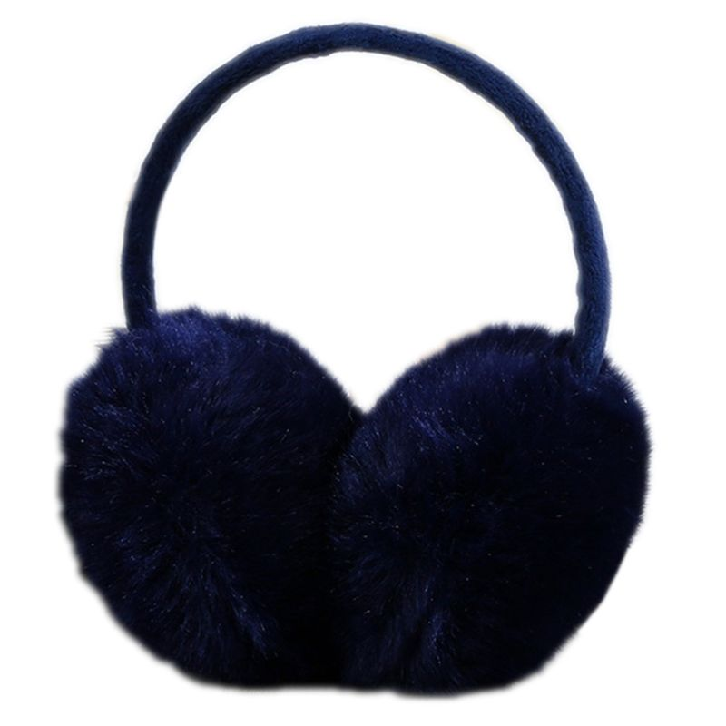 2019 Winter Earmuff Imitation Rabbit Women Earmuffs Ear Warmers Large Plush