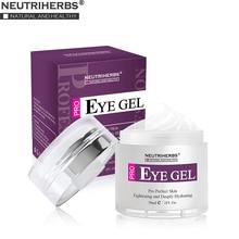 Neutriherbs Effective Eye Gel Cream for Dark Circles Puffiness Wrinkles Bags Under and Around Eyes. 1.7 fl.oz цена 2017