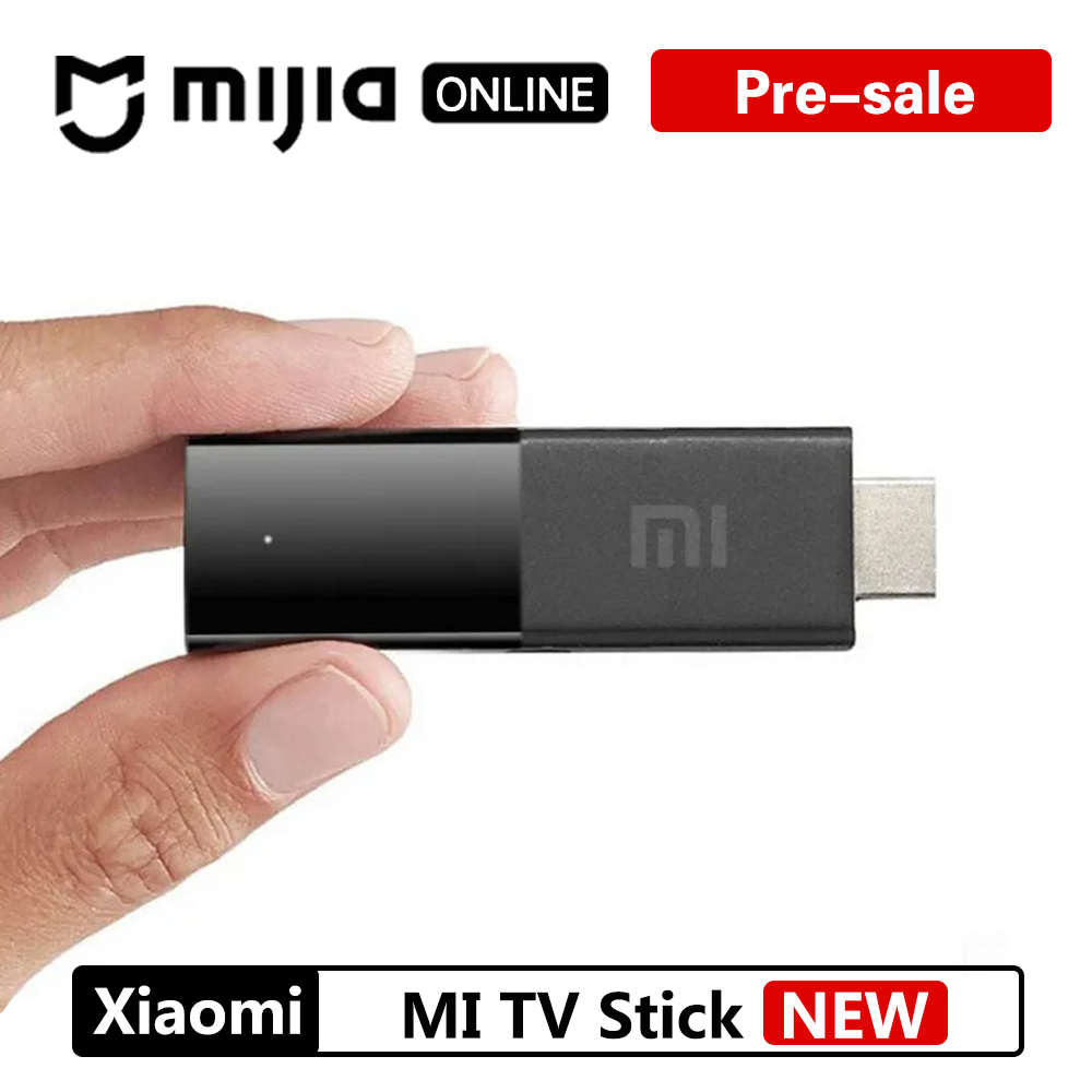 NEW Xiaomi TV Stick HDMI 2.0 Quad core 4K HDR Dolby DTS HD Dual Decoding 2GB RAM 8GB ROM Google Assistant Netflix Android TV 9.0|TV Stick|   - AliExpress