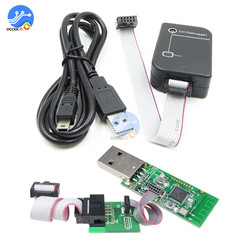 1 zestaw cc debugger Bluetooth Zigbee Emulator Debugger CC2540/CC2531 złącze programowania Bluetooth 4.0 analiza|Części zamienne i akcesoria|Elektronika użytkowa -