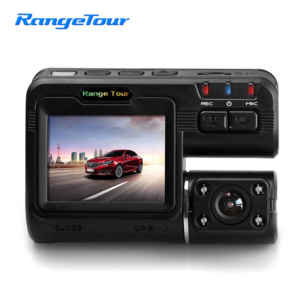 Range Tour Dash Cam voiture DVR caméra i1000 HD 1080P tableau de bord Dashcam enregistreur vidéo caméscope g-sensor détection de mouvement