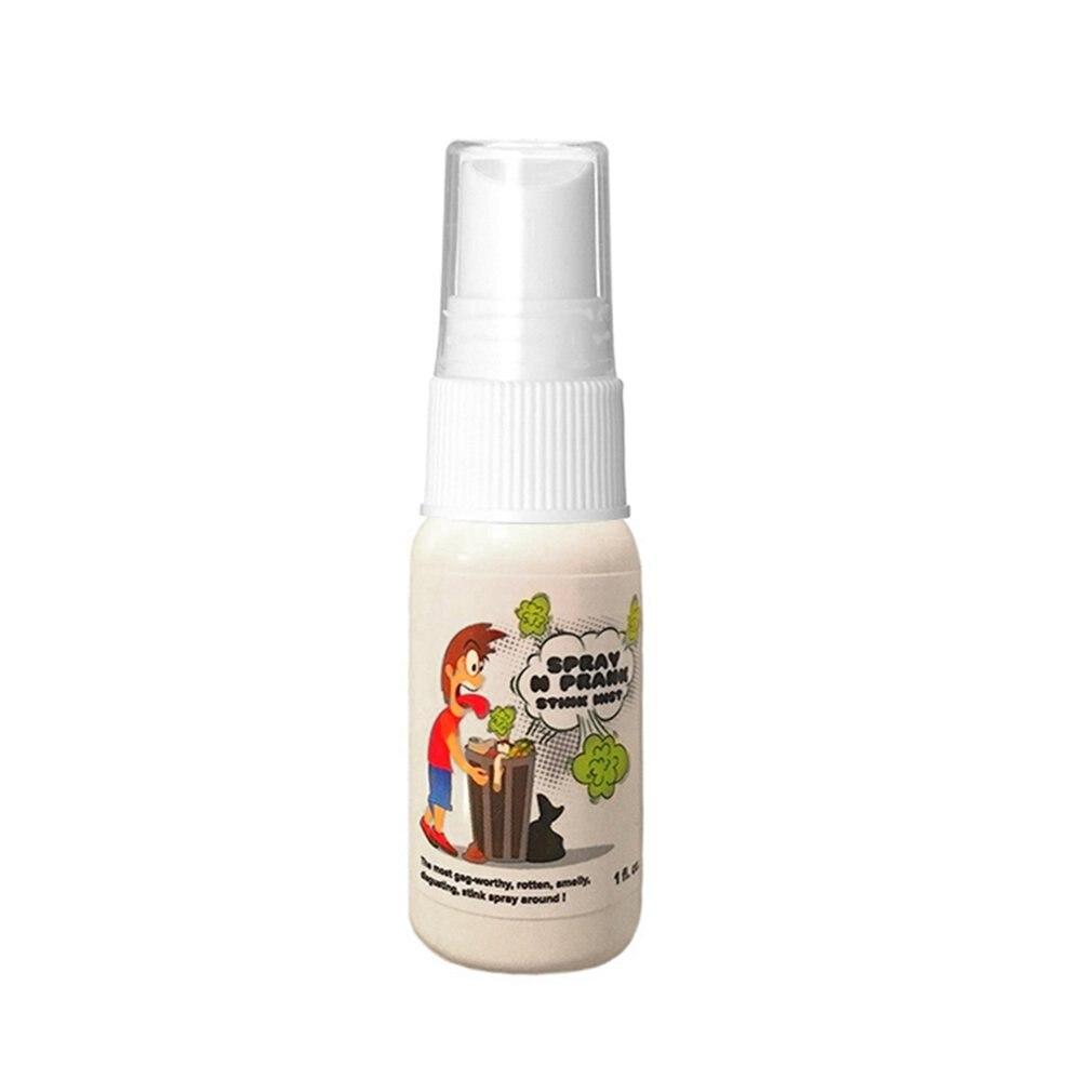2019 NEW Funny Toys Global Spray Prank Stink Mist The Smelly Feet Gross Stinky Fart Sprays Great For Pranks