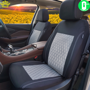 Hot sale 10PC ,4PC,Universal Car Seat Covers Fit Most Cars Decorate and protect seats Car Seat Protector for car hyundai solaris(China)