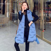 PinkyIsBlack Wholesale 2019 New Autumn Winter Vest Women Hot