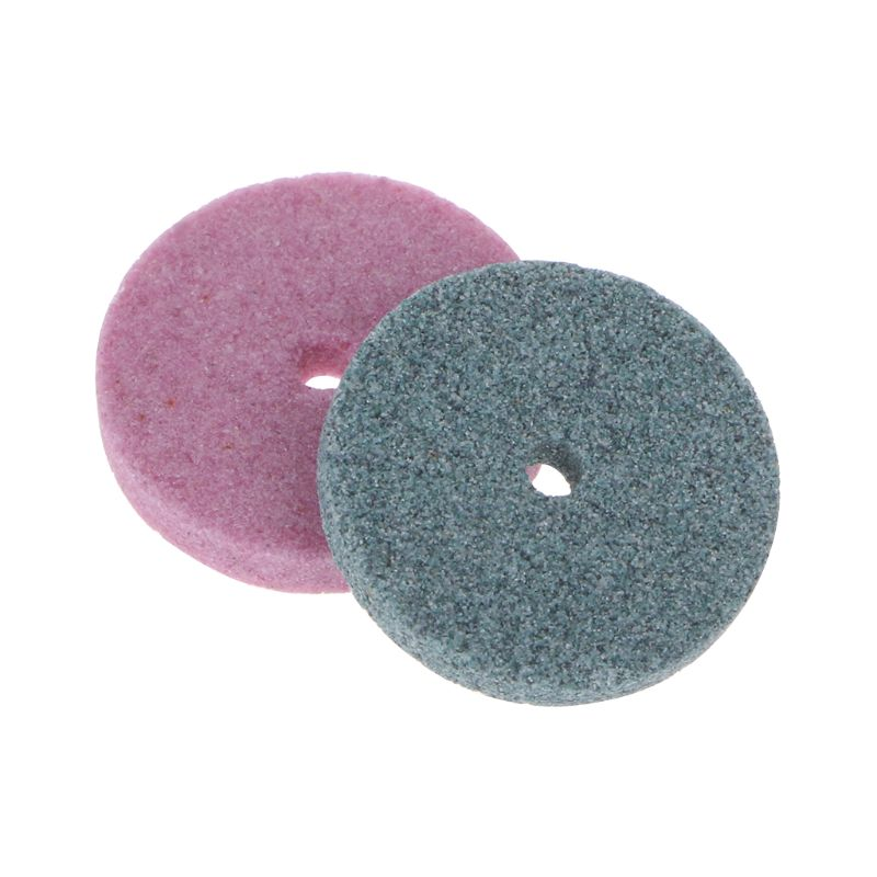10 Pcs Mini Drill Grinding Wheel Buffing Polishing Pad Abrasive Disc For Bench Grinder