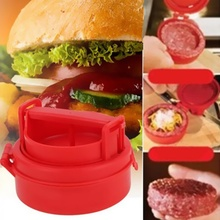 Hamburger Meat Maker Manual Burger Press Poultry Tools Cutlet Mold