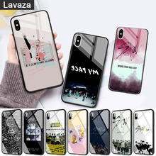 WEBBEDEPP Stray Kids Kpop Band Glass Phone Case for Apple iPhone 11 Pro X XS Max 6 6S 7 8 Plus 5 5S SE