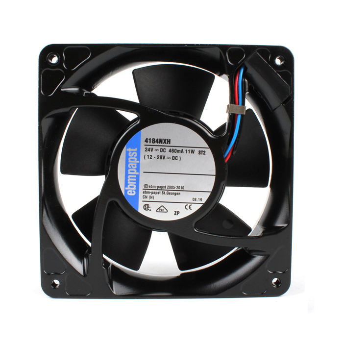 ebm-papst  4184NXH 12038 12cm DC 24V high temperature resistance cooling fan
