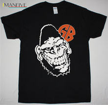 GORILLA BISCUITS HUGE HARDCORE PUNK JUDGE CRO-MAGS NEW BLACK T-SHIRT Male Harajuku Top Fitness Brand Clothing