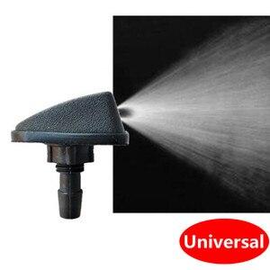 Image 2 - Boquillas de chorro universales para lavadora de parabrisas de coche, ventilador para Chery A1 A3 Amulet A13 E5 Tiggo E3 G5, 2 uds.