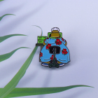 Simpsons lapel pin H...
