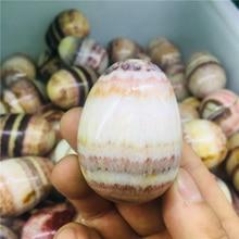 Natural crystal quartz gem massage female eggs crystal eggs home decoration 1pc 100% natural quartz crystal egg 1pc