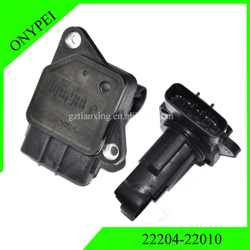 2220422010 MAF Mass Air flow meter Sensor 22204-22010 For Toyota 22204 22010