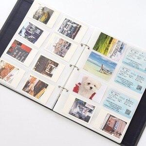 Image 5 - 400 Túi Mini Ảnh Tức Thì Album Hình Ốp Lưng Dùng Cho Máy Fujifilm Instax Phim 7CS 8 9 25 50 70 90