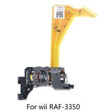 RAF 3350 lente óptica Universal para Wii Disc Drive accesorio de consola de juegos