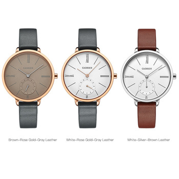 Women's Watch Minimalist Personality Simple Wind Two-and-a-half Adies Watches