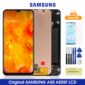 6.4'' Original A505 Lcd For Samsung Galaxy A50 LCD Display Touch Screen Digitizer Parts For Samsung A505F/DS A505F A505FD A505A