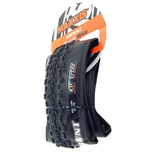 "TR MAXXIS ARDENT TUBELESS READY 26""//27.5""//29"" MTB Ultralight Tire"