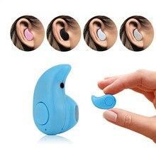 цена на earbuds headphones S530 Mini Wireless Bluetooth Earphone in Ear Sport with Mic Handsfree Headset  for iPhone 8X Samsung
