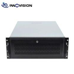 Newwest technology AI GPU серверный чехол 4U 19 дюймов Биткоин rackmount шасси 650 мм 11 слотов расширения компьютерный серверный чехол