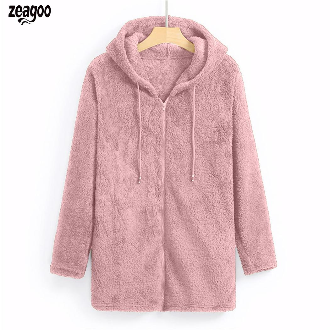 New Fashion Women Casual Hooded Solid Drawstring, A-line Hem, Flare Sleeve Regular Drawstring Loose Outwear