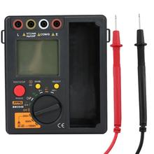 BM3548 1000V Resistance Meter 2 in 1 Digital Insulation Resistance Test meter digital multimeter megohmmeter megger ohm tester цена