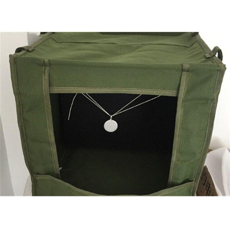10/12 Pcs Stainless Steel Target Dia 3 cm Center of Box Target Thickening Box for Shooting Gun Hunting Slingshot