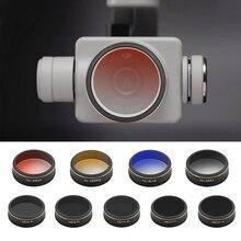 Voor Dji Phantom 4 Pro Lens Filter Nd 4 8 16 32 64 Pl Rood Blauw Grijs Filters Kit Voor phantom 4 P Drone Gimbal Camera Accessoires