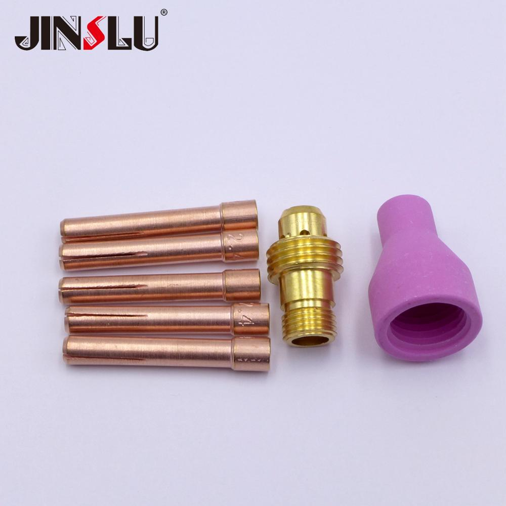 Nozzle Collect Body QQ150 QQ-150 QQ-150A TIG Welding Torch Part Kit TIG Welding Machine Welder 150A