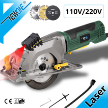 Circular-Saw Power-Tool Cut Wood Laser NEWONE Multifunctional Electric Mini 230V