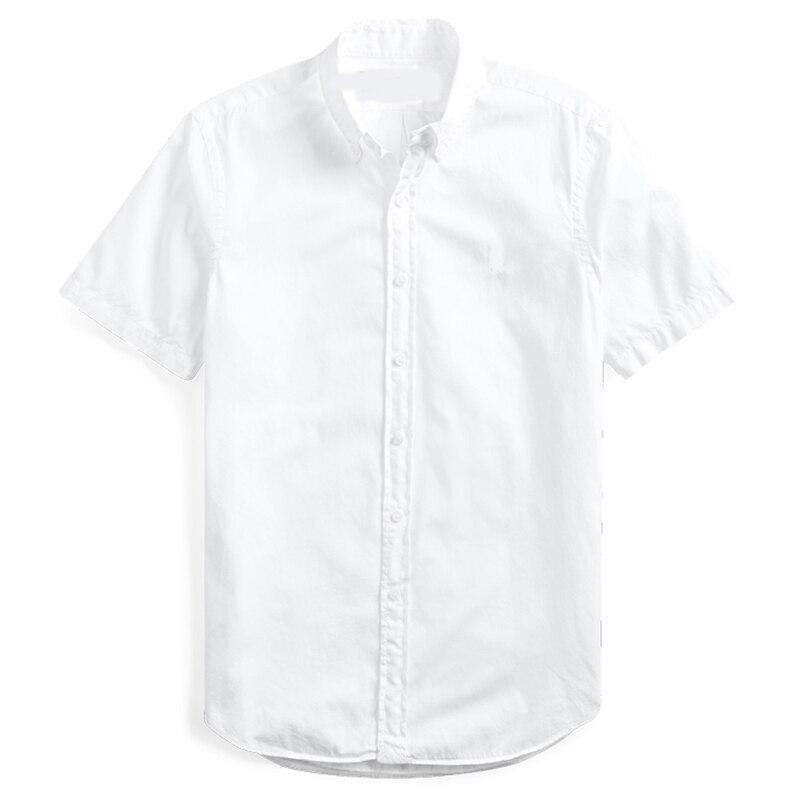 Homme Small Pony Polo Shirts High Quality Camisa Masculina Men Short Sleeve Dress Shirts 100%Cotton Hombre Chemises