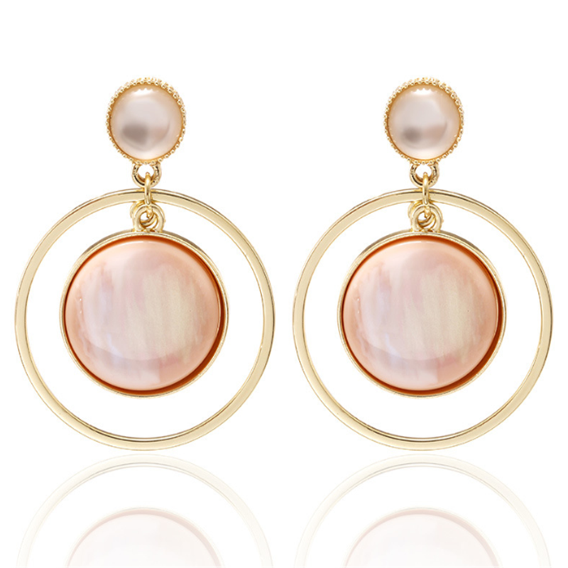 2020 New Design Temperament Opal Exquisite Earrings For Women Girl Jewerly Gifts Headwear