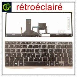 Francuski Azerty klawiatura do Toshiba Portege Z30 Z30T A B C Z30-A Z30t-A Z30T-A1310 Z30-A1302 Z30-C Z30T-C Z30-B Z30T-B BE FR
