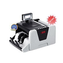 Money Counter Support Multi-Currency Bill Automatic Detecting With Uv Mg Mt With Auto And Manual Function