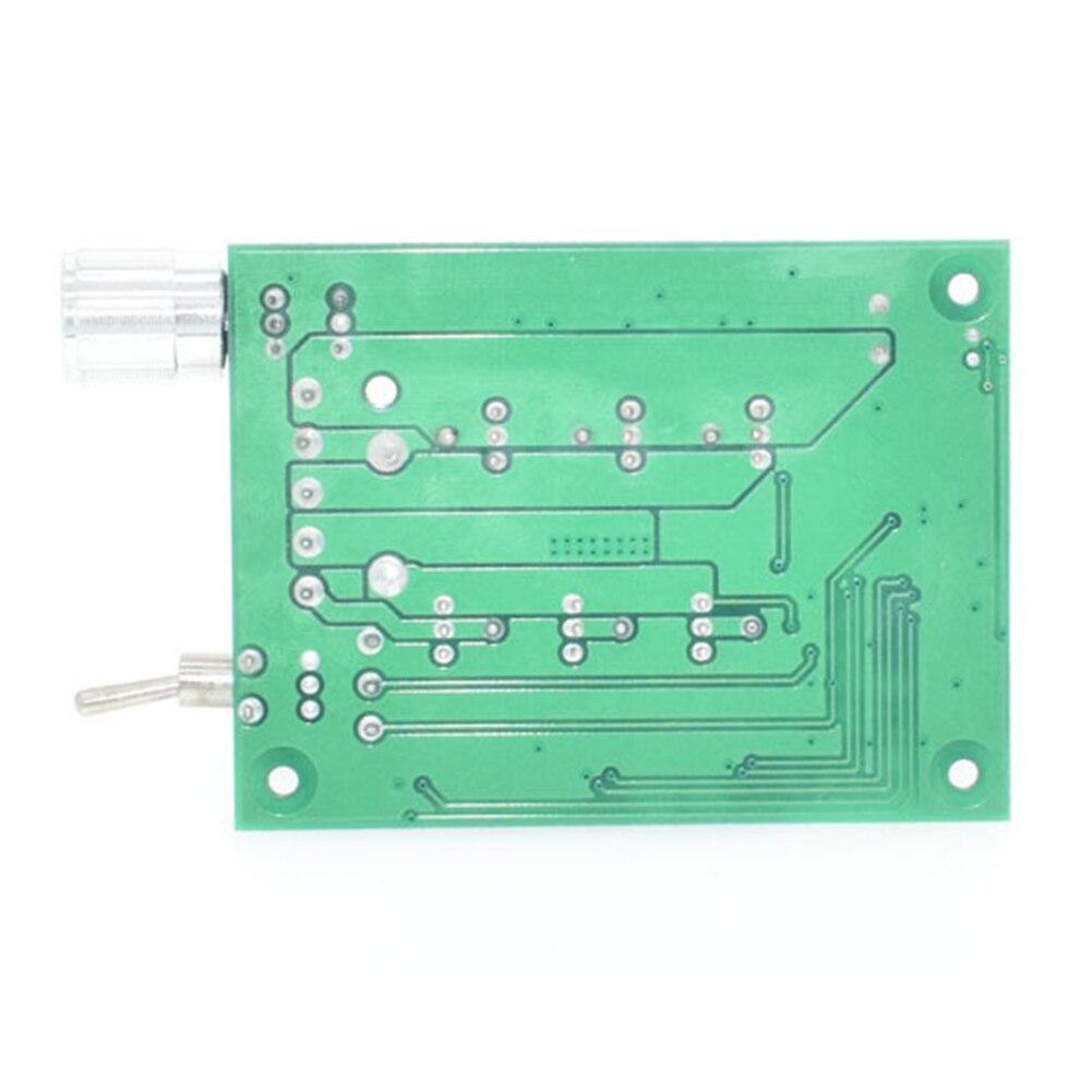 Brushless Sensorless Bidirectional Motor Controller Reverse Three Phase Drive