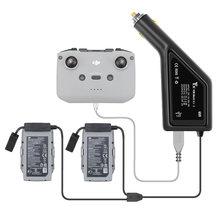 Mavic air 2 Автомобильное зарядное устройство usb порт дистанционное
