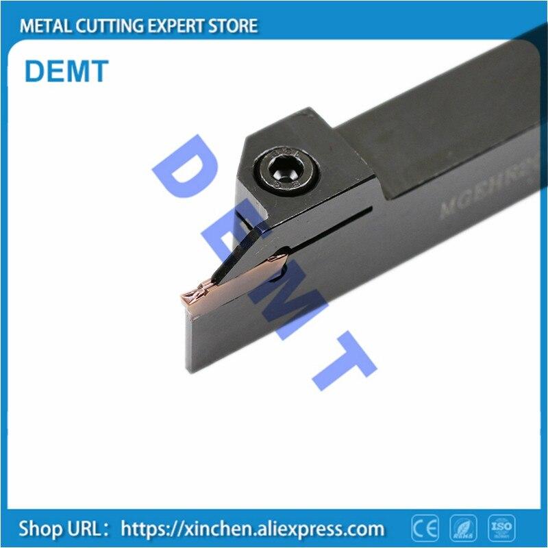 MGEHL MGEHR1010 MGEHR1212 MGEHR1616 MGEHR2020 MGEHR2525 -1.5/2/2.5/3/4/5/6 Grooving Tool Holder Cnc Tool External Turning Tool