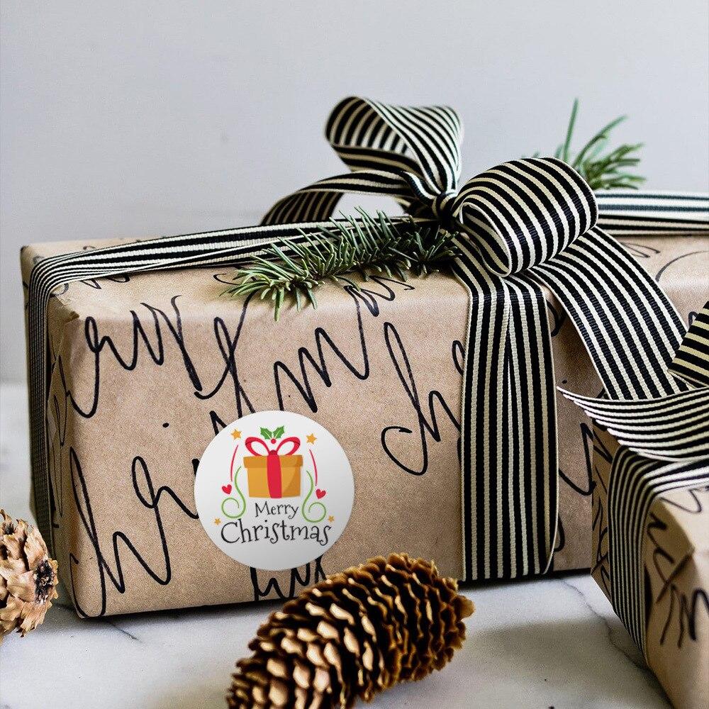 presente que envolve a decoracao do feriado cartoes festa envelopes 03