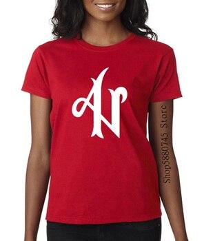 Camiseta Negra Adexe Y Nau logotipo 100 Algodon sizes S, M, L,...