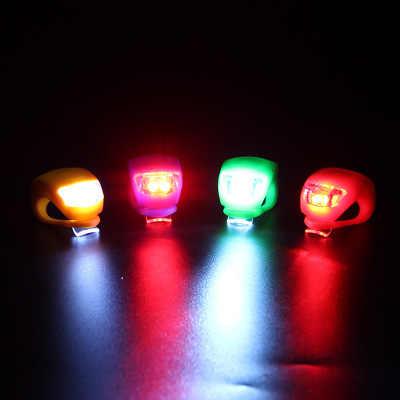 Waterproof Flashlight Bicycle Front Light Hand bar Night Cycling Warning MTB