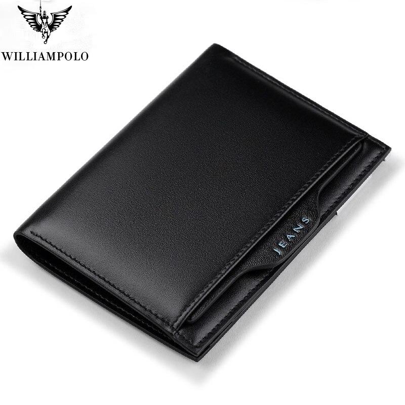 Купить мужской бумажник из кожи на Алиэкспресс