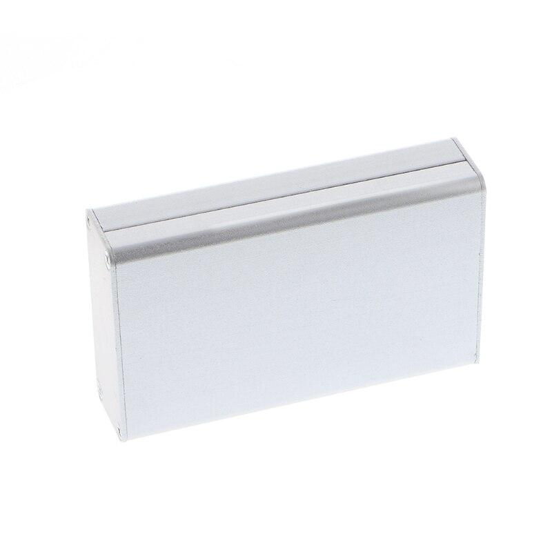 Aluminum Project Box Enclosure Case Electronic DIY Instrument Case 80x50x20mm |Wire Junction Boxes| - AliExpress