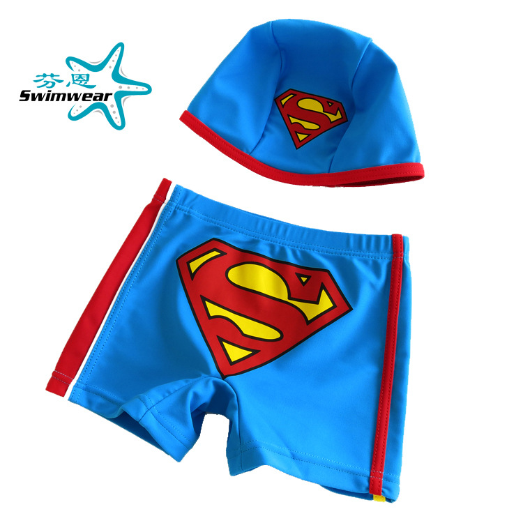 KID'S Swimwear BOY'S Swimming Trunks Superman Tour Bathing Suit AussieBum CHILDREN'S Infant Big Boy Bathing Suit Hot Springs