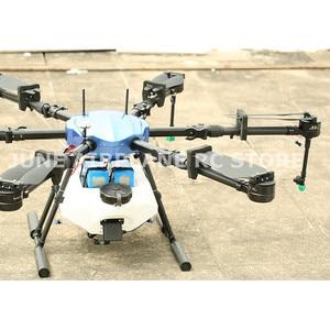 Image 5 - ЭПС E616S 16L сельскохозяйственных Дрон E616 616S 16 кг складной колесная база рамки безщеточный Водяной насос спрей сельское хозяйство drone