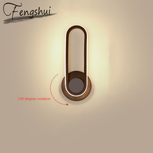 Modern Iron Wall Lamp Lights LED Light Strip Wall Sconce Lamps Bedroom Bathroom Living Room Stair Bedside Dining Room Wall Light 2 head led acrylic wall lights modern brief bedroom living room bathroom light wall lamp warm light