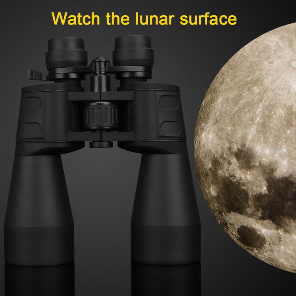 Borwolf 10-380X100 zoom longue portée à fort grossissement 10-60 fois jumelles télescope de chasse Zoom professionnel HD - 2