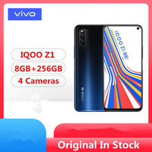 Original Vivo IQOO Z1 5G Handy Mediatek 1000 Plus Android 10,0 6.57