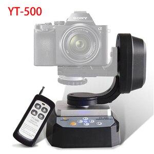 Image 1 - ZIFON YT 500 Motorisierte Fernbedienung Pan Tilt mit Stativ Mount Adapter für Extreme Kamera Wifi Kamera und Smartphone